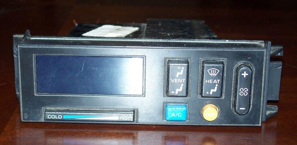 88 94 Chevy GMC Truck Blazer Digital Heater A/C Control 1500 2500