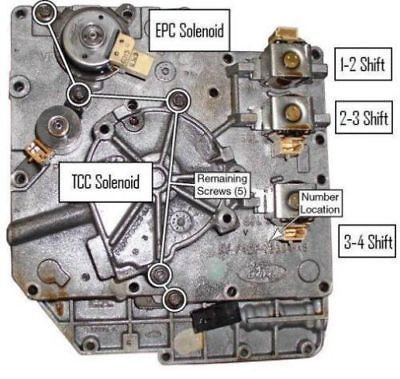 ford taurus transmission in Automatic Transmission Parts