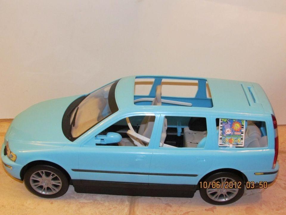 BARBIE HAPPY FAMILY DOLLS VOLVO V70 CAR/SUV VEHICLE
