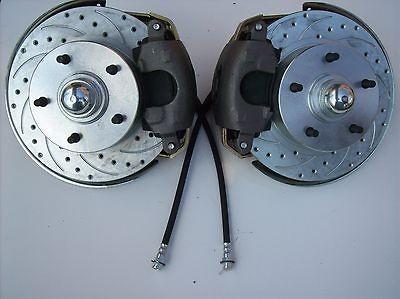 GM AFX Body Disc Brake conversion Kit FULLY ASSEMBLED  New