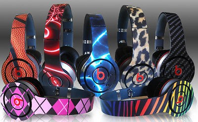 Vinyl skins for Monster Beats Wireless by Dr Dre PICK ANY 1 design