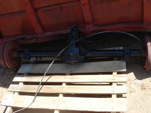 CHEVY TRUCK & BLAZER CUCV M1009 1981 T0 1987 NEW 10 BOLT REAR END