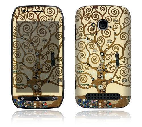 vinyl cell phone cover nokia lumia 710