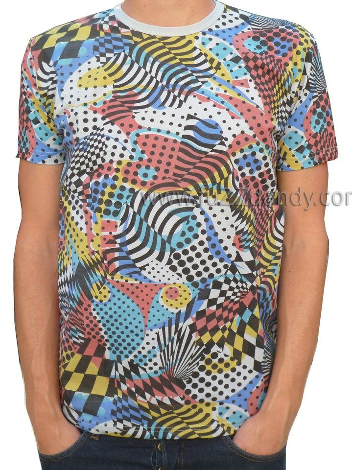 MENS tee t shirt retro vtg indie oaf NEW folk S m L XL 70s 80s 50s