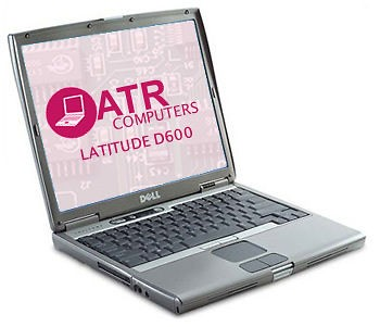 dell d600 laptop in PC Laptops & Netbooks