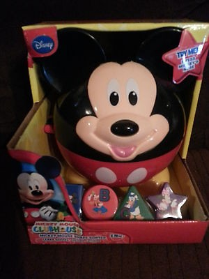Newly listed Disney Mickey Mouse Clubhouse Mickey Mouse Shape Sorter