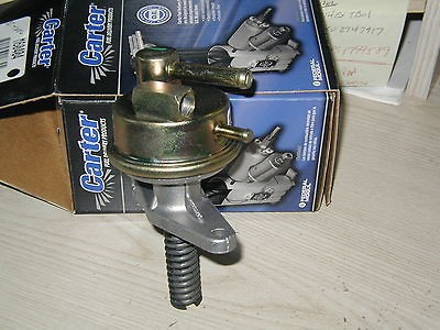 NEW CARTER FUEL PUMP,CHEVROLET BLAZER/GMC JIMMY & ALL SERIES TRUCKS
