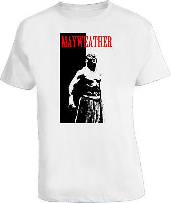 floyd mayweather t shirt in Clothing,