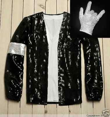 Michael Jackson Billie Jean Jacket Free Billie Jean Glove