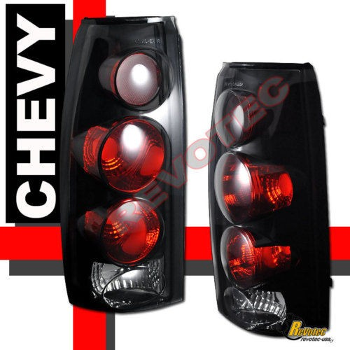 CHEVY GMC TRUCK ALTEZZA TAIL LIGHTS 90 95 96 97 (Fits Chevrolet Tahoe