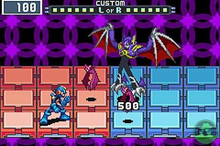 Mega Man Battle Network 4 Red Sun Nintendo Game Boy Advance, 2004