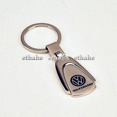 volkswagen bullet key ring fob stainless steel slfc