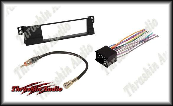 Car Stereo Radio Installation Kit CD Player Install Dash Trim Wiring