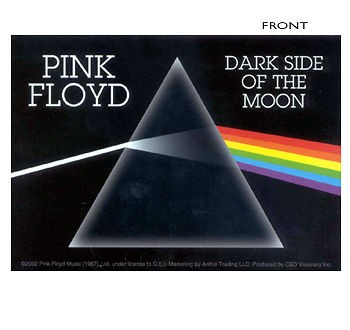 pink floyd dark side of the moon decal time left