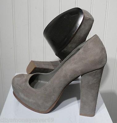 NIB Steve Madden Sarrina Womens Platform Pumps/Heels 8 11 Taupe MSRP$