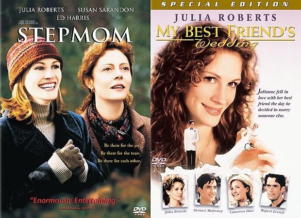 Stepmom My Best Friends Wedding DVD, 2000, 2 Disc Set