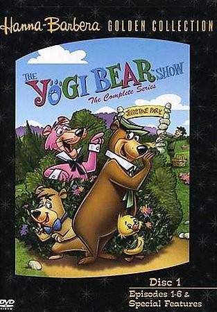 The Yogi Bear Show The Complete Series DVD, 2006, Disc 1
