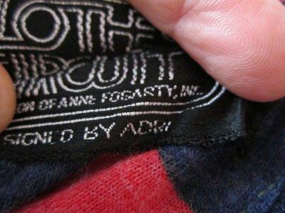 Psychedelic Retro Clothes Circuit Anne Fogarty Adri Dress M