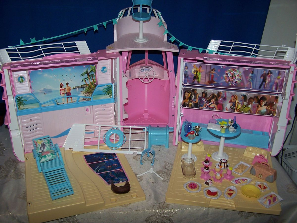 Barbie Ship Related Keywords Amp Suggestions  Barbie Ship