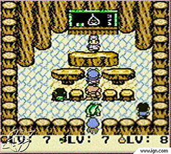 Dragon Warrior Monsters Nintendo Game Boy Color, 1999
