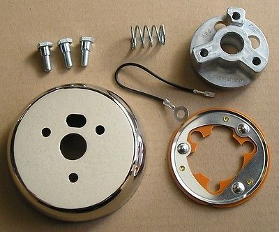 hole steering wheel Adapter kit for 69 93 Chevy Buick oldsmobile