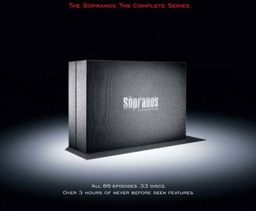 The Complete Series DVD 2009 30 Disc Set New SEALED Boxed Set