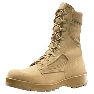 BELLEVILLE DESERT TAN 340 DES BOOTS (army us military tactical combat