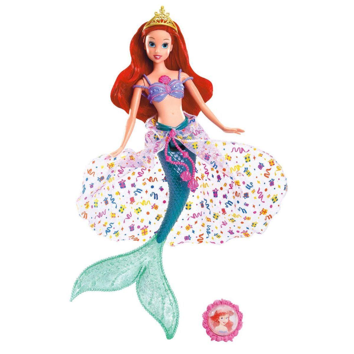 Disney Princess Ariel Birthday Wishes Doll NEW in package Sings
