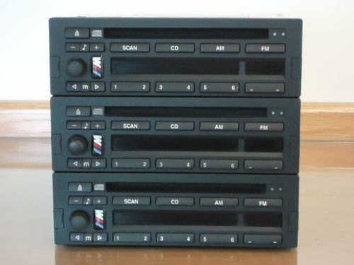 Bmw E36 Business Cd Radio Code Needed