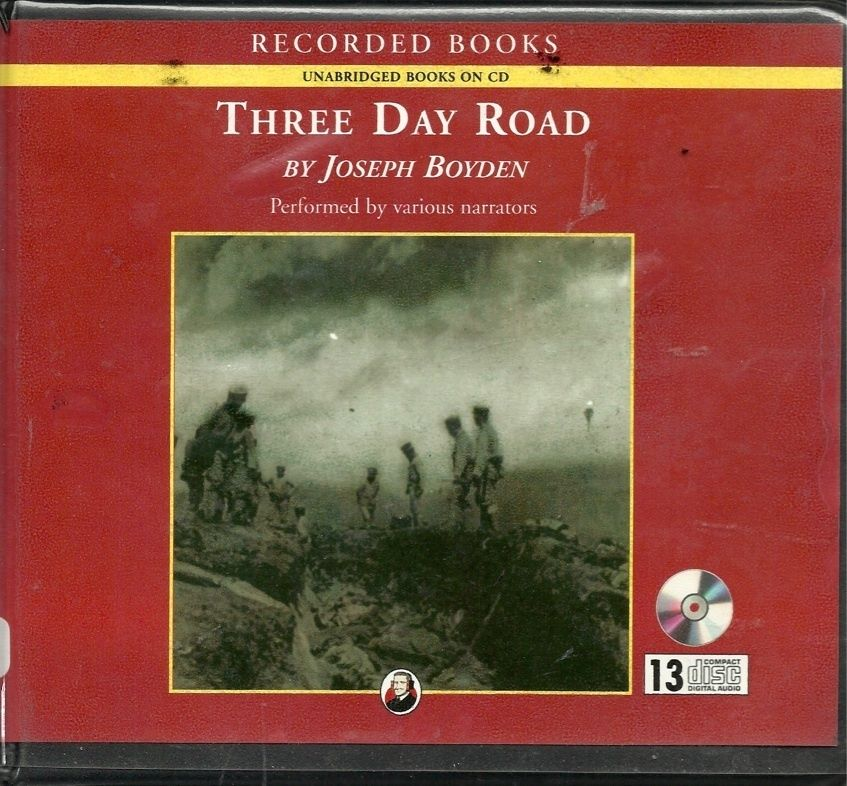 three day road Find all available study guides and summaries for three day road by joseph boyden if there is a sparknotes, shmoop, or cliff notes guide, we will have it listed here.
