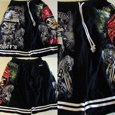 Iron Maiden Bruce Dickinson T Shirt Print New