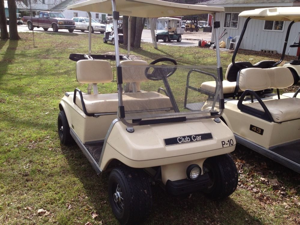 1995 Gas Club Car Golf Cart