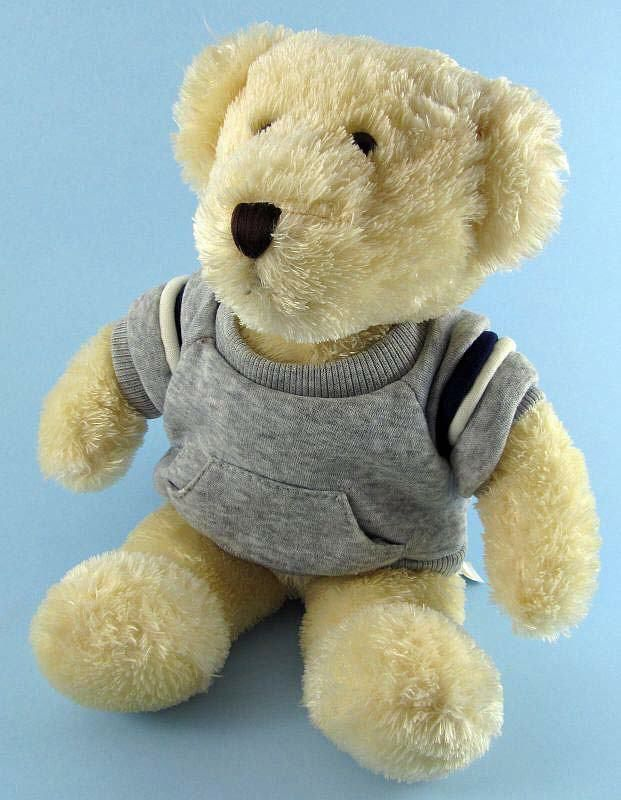 14 Dan Dee Collectors Shaggy Plush Teddy Bear Stuffed Toy Animal in