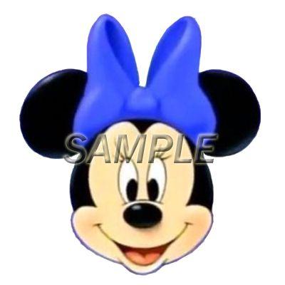 Disney Minnie Mouse T Shirt Iron on Transfer 2 Designs