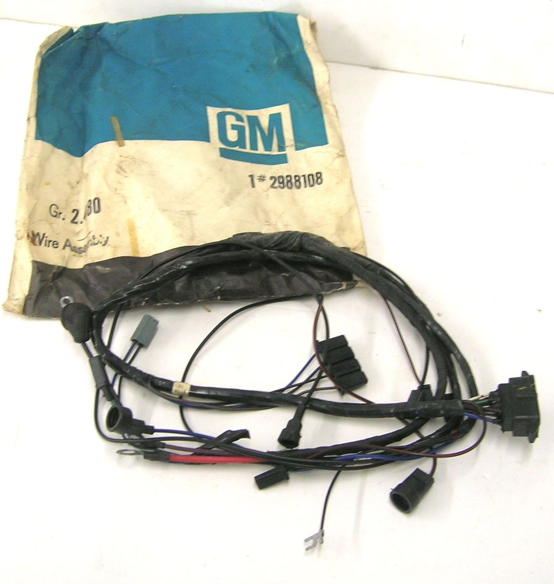 Pontiac 1965 Gto Engine Wiring Harness