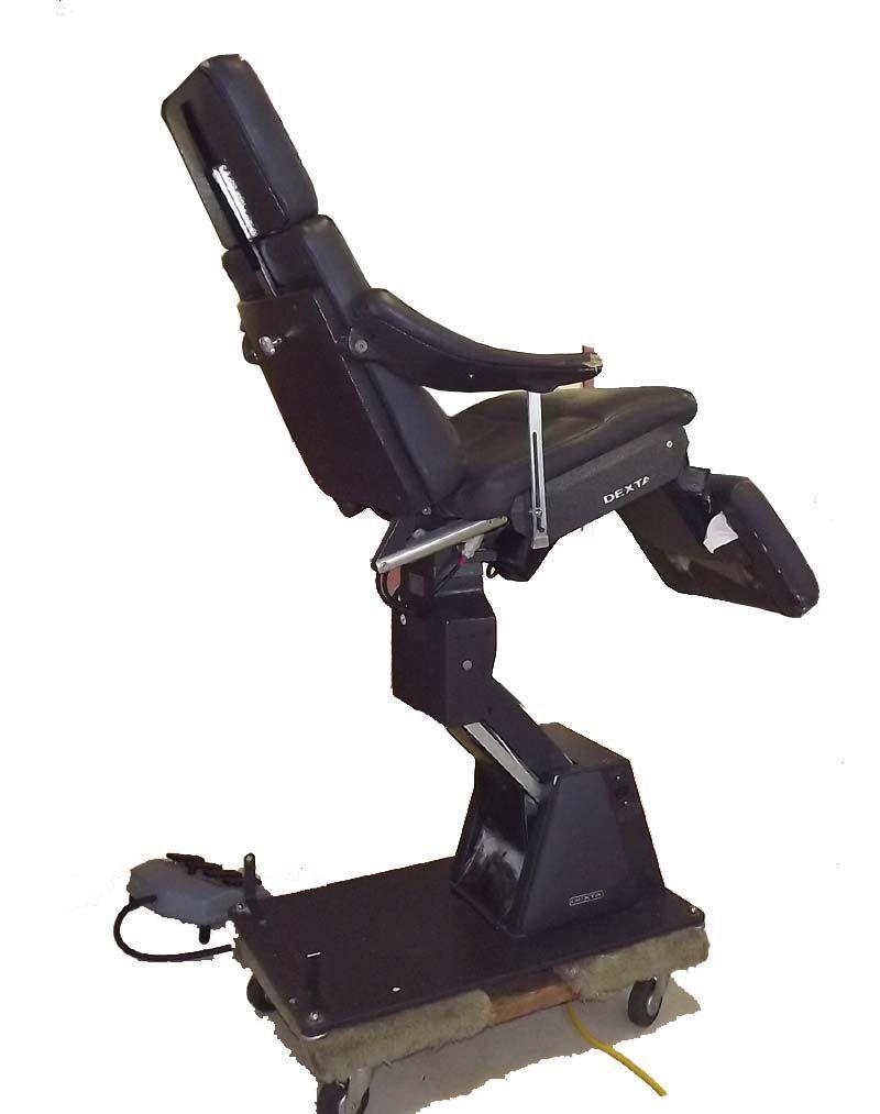 Dexta MK32X3 MK 32 Medical Exam Chair Dental Ophthalmic MK 32x3 Dark