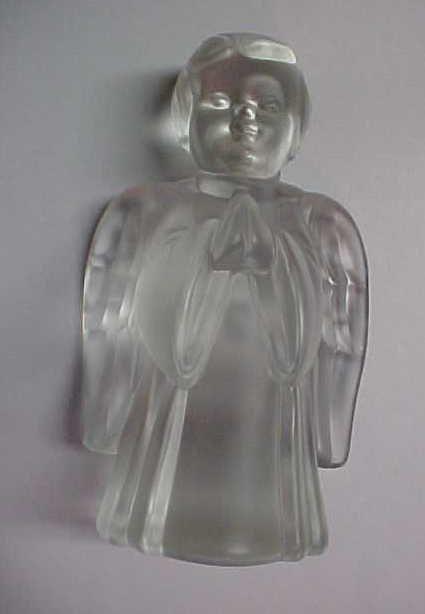 Fenton Crystal Angel