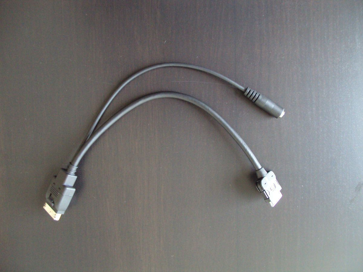 Mercedes Benz Aux Interface Cable Adapter for iPod iPhone A0018278504
