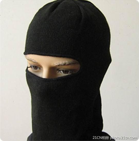 Balaclava Winter Ski Mask Warm Full Face Cover Bike Football CS Helmet