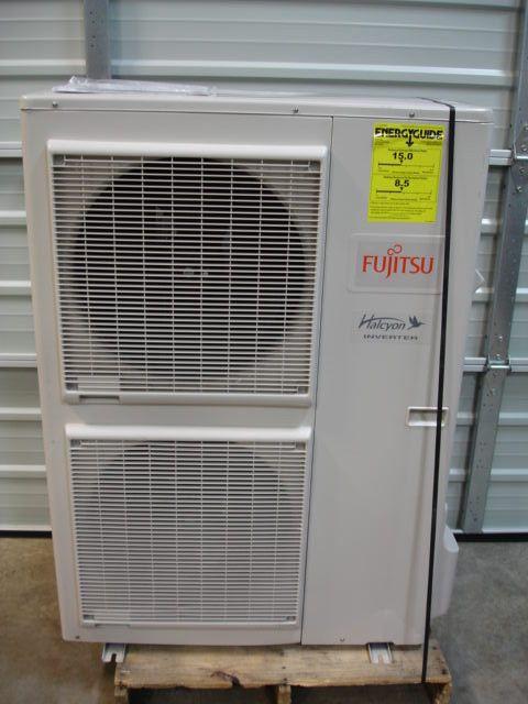 Fujitsu Ductless Mini Split AC Heat Pump AOU42RLX New