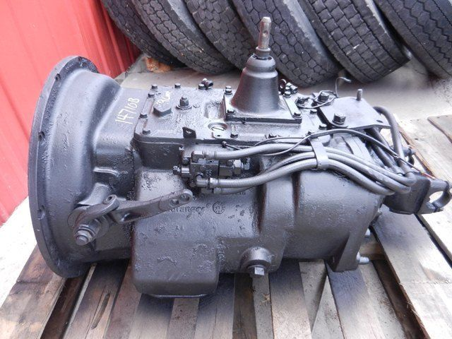 Eaton Fuller 10 Speed Transmission 147 10B