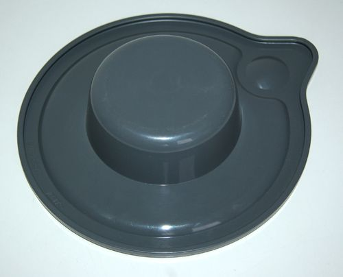 Replacement New Plastic Lid for Kitchen Aid 5 Qt Glass Mixing Bowl