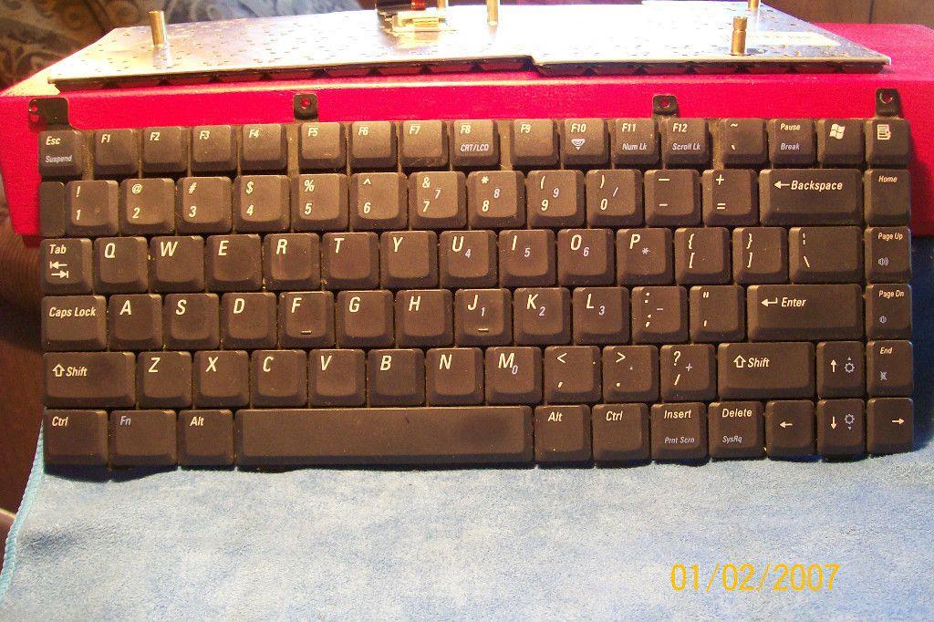 Dell Latitude 5100 Laptop Full Keyboard