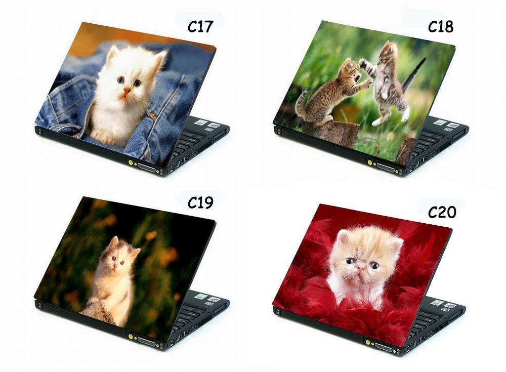 15.4 Laptop Skin Notebook Sticker Cover Decal HundredsDesign