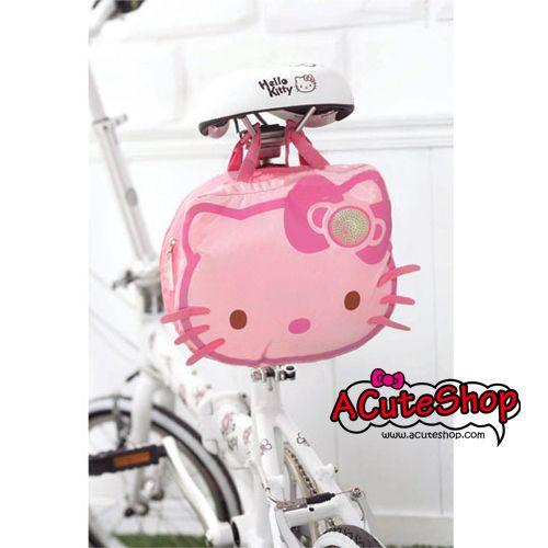 Hello Kitty Folding Bicycle Bike Storage Carry Bag New