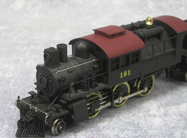 RARE IHC 2 6 0 HO MOTHER HUBBARD Camelback Locomotive Chicago
