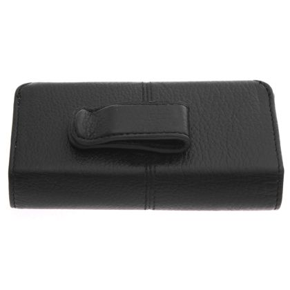 HTC EVO Shift Status Trophy Sensation Rhyme Leather Pouch Case Swivel