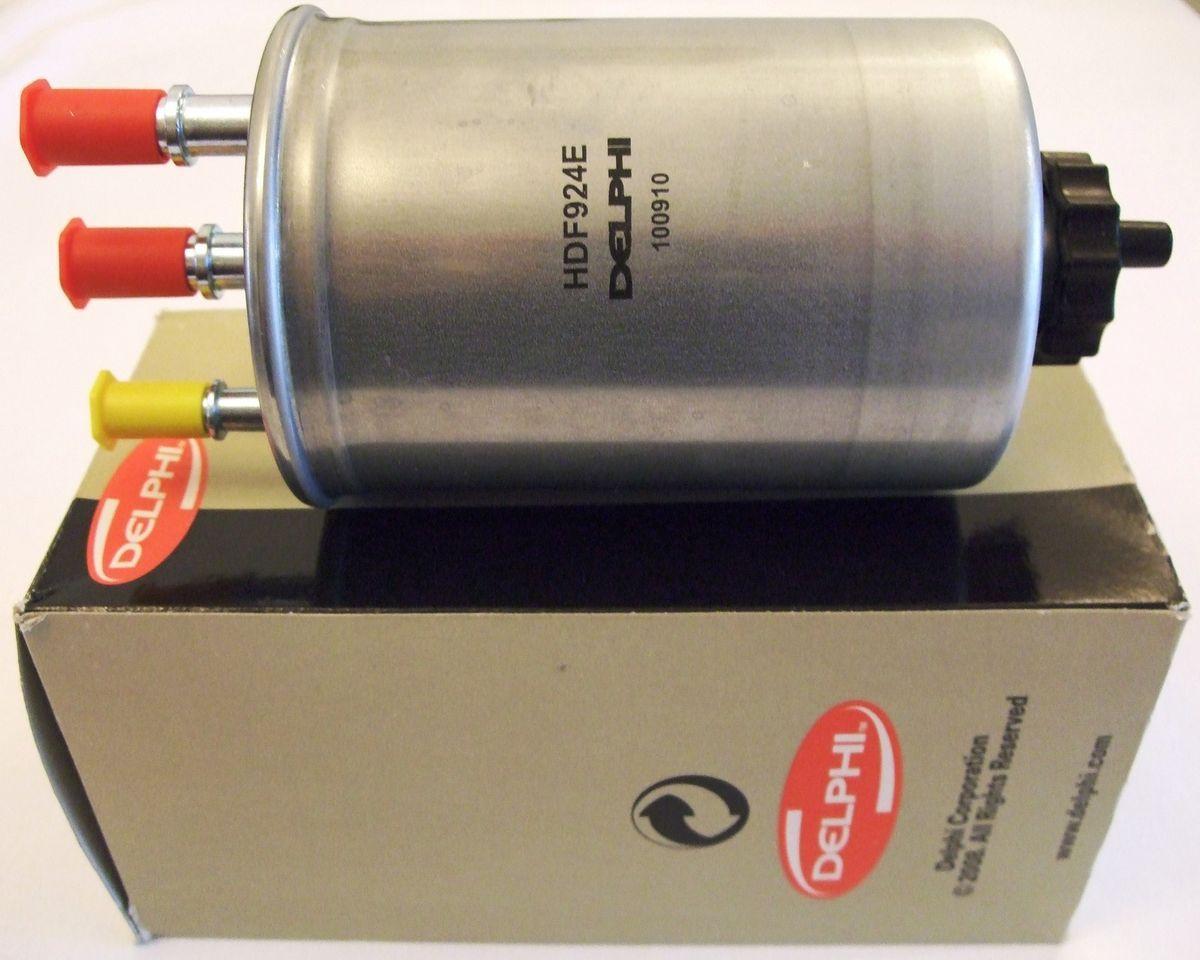 Diesel Fuel Filter Hyundai Terracan 2 5TD 2 9CRDI 01