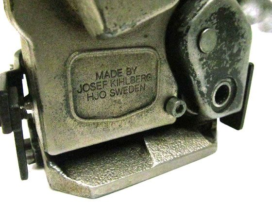 Josef Kihlber JK 1219 Steel Strapping Tool