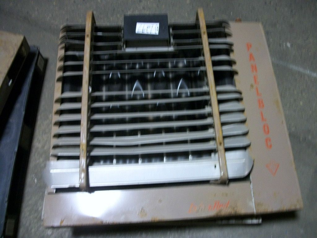 Infrared Infra Red Panel Bloc Block Radiant Heater Natural Gas 64 000